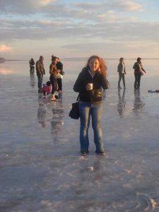 kapadokya turları-tuz gölü