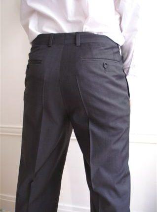 gri pantolon modelleri