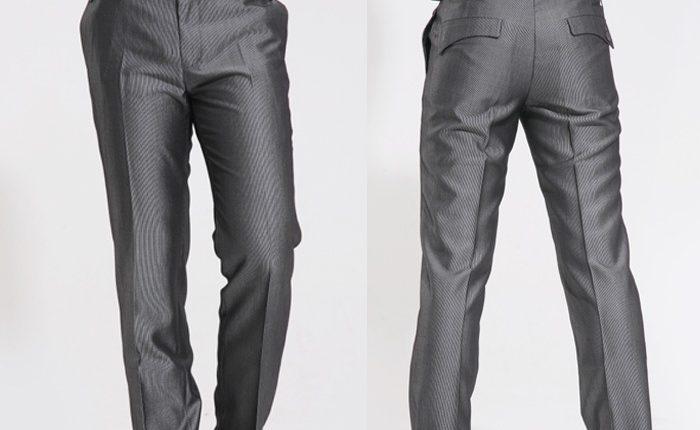 dar paça erkek pantolon