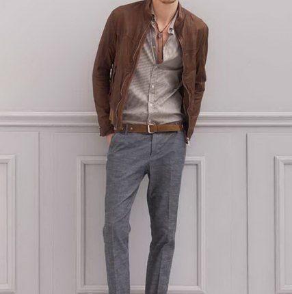 gri spor  erkek pantolon