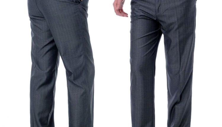 ince çizgili erkek pantolon