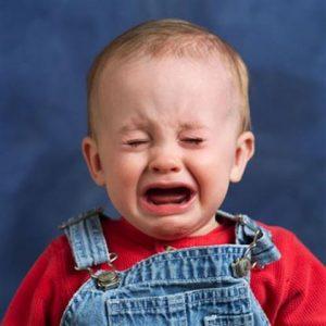 rüyada ağlayan bebek görmek