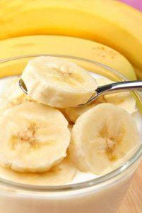muzlu yoğurt
