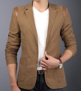 kahverengi erkek ceket kombinleri