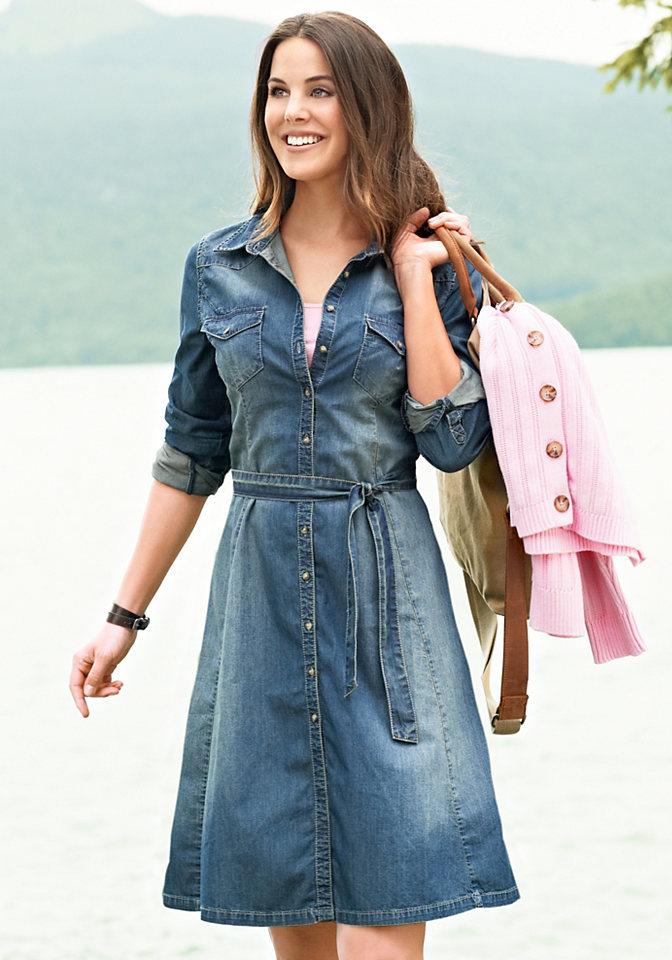 Платья Из Джинсы