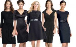 küçük siyah elbise modelleri