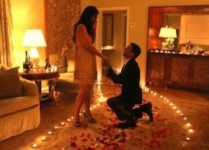 sürpriz evlenme tekifi fikirleri