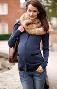 kış hamileleri