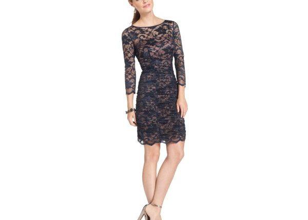 macy's lace dress