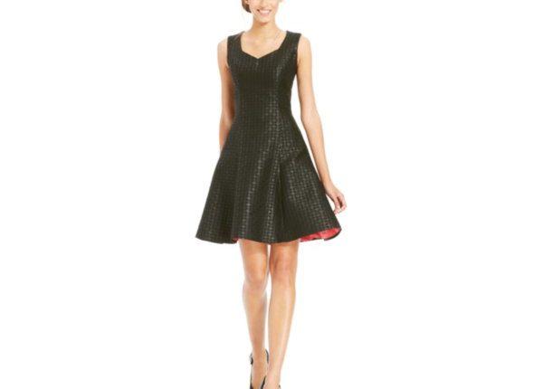 siyah kloş elbise
