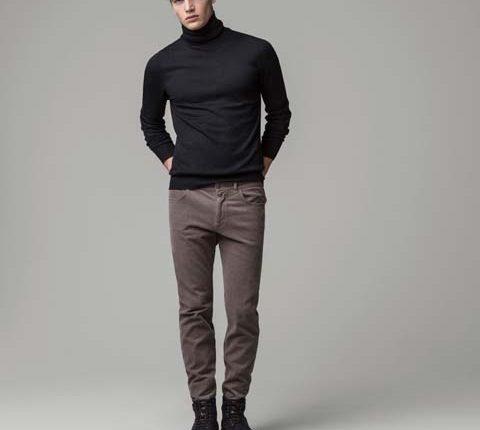 corduroy jeans-massimo dutti