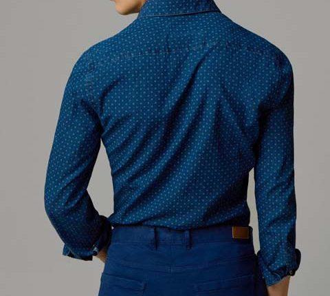 erkek denim gömlek modelleri