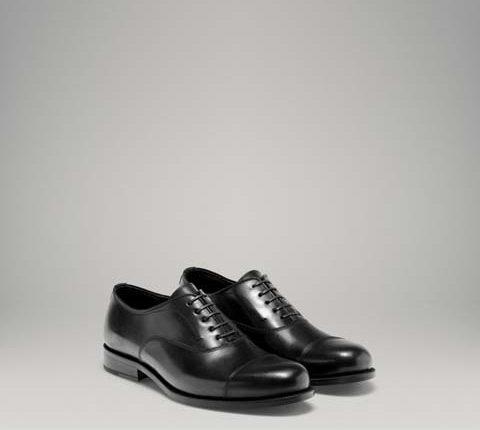 erkek oxford ayakkabı-massimo dutti