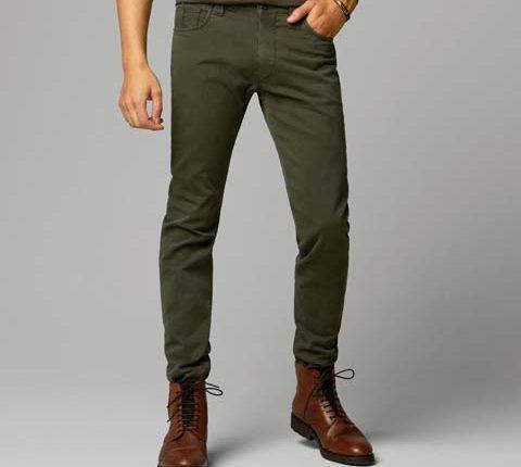 haki erkek pantolon