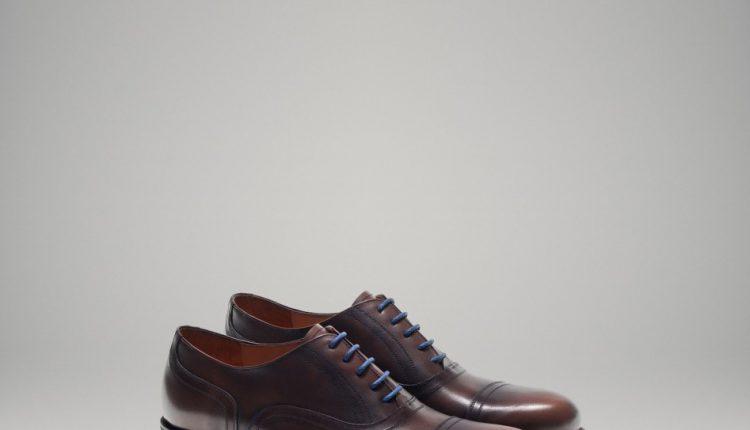 kahverengi oxford ayakkabı-massimo dutti