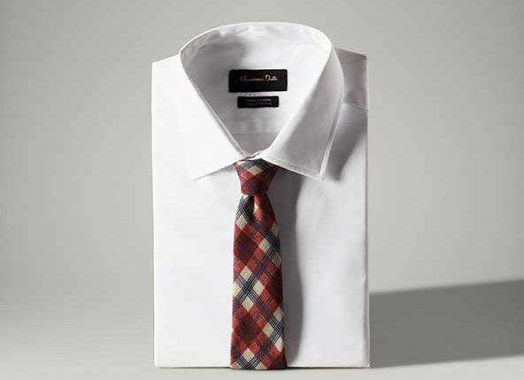 massimo dutti kravat modelleri