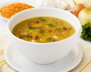 sebzeli ve yulaflı diyet çorba