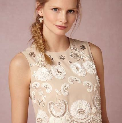 bridal jewellry at bhldn