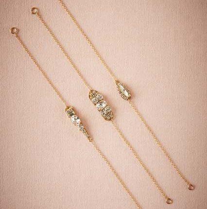 crystal bracelet at bhldn