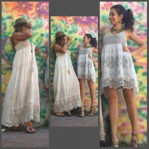 2015 bohem tarzı elbise modelleri