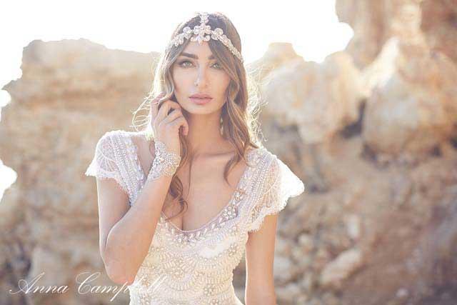 anna campbell-spirit