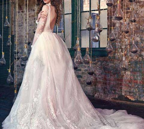 Galia Lahav 2016 wedding dresses