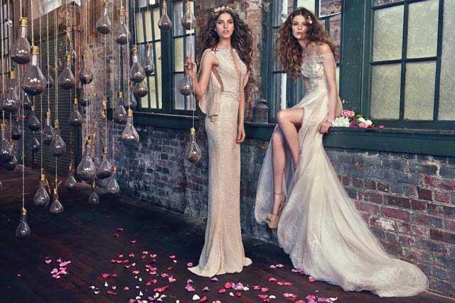 Galia Lahav spring 2016 wedding dresses