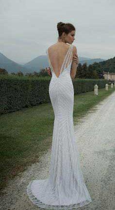 Berta Bridal mermaid wedding dress