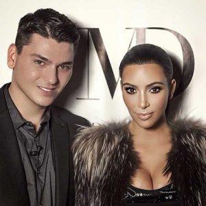 Mario Dedivanovic - Kim Kardashian