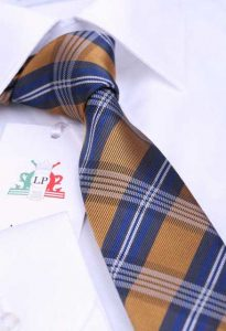 ekose kravat modelleri