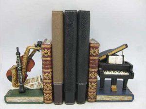 müzik aletleri kitap desteği