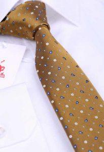 puantiyeli kravat modelleri