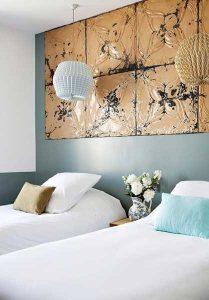 Hotel Henriette-bedroom