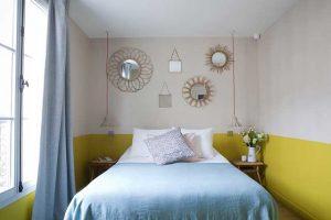 Hotel Henriette-yatak odaları