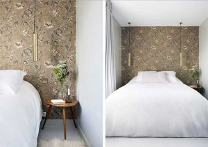 Hotel Henriette-yatak odası