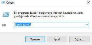 Windows 10 ses sorunu için