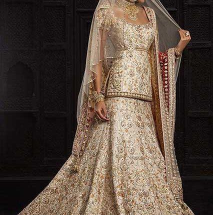 Indian bridal dress