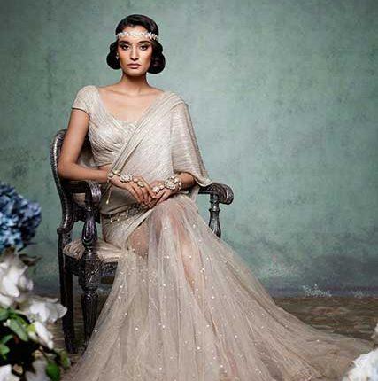 Tarun Tahiliani's dresses