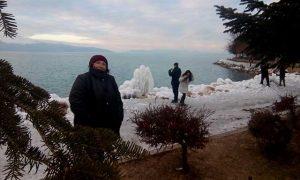 Eğirdir-kış 2016