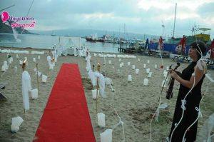 kumsalda evlenme teklifi- İstanbul