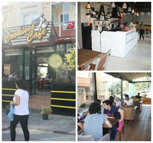 cookiees cafe - gebze