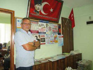 turk-egitim-sen-gebze-sube-baskani-mustafa-kilic