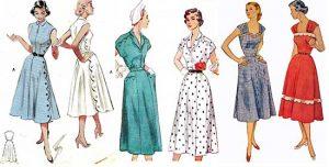 1950'lerin kadınları