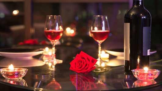 sevgililer günü için romantik fikirler
